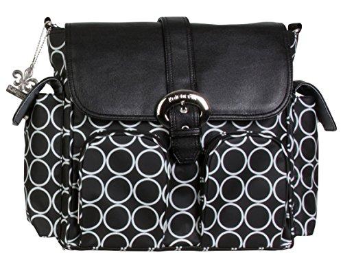 kalencom-kal-2991-cambio-bolsa-negro-hole-33-x-33-x-15-cm-negro-blanco