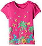 #10: Mothercare Baby Girls' T-Shirt (HA902_Pink_18-24 M)