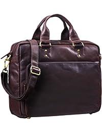 ea8b1af384d6d STILORD  Jack  Ledertasche Aktentasche Herren Vintage Umhängetasche für  Büro Business Arbeit 13