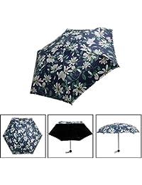 Paraguas Transparente con Diseño de Cerezo y Flor de Seta Apollo Sakura