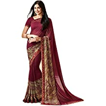 Great Indian Sale Traditional Fashion Sarees For Women's Clothing Saree For Women Latest Design Wear Sarees New Collection In Multi Coloured, Latest Saree With Designer Blouse Free Size Beautiful Saree For Women Party Wear Offer Designer Sarees With Blous