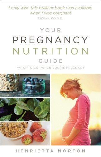 Your Pregnancy Nutrition Guide: What to Eat When You're Pregnant by Henrietta Norton (2015-12-01)