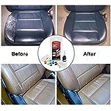 Purebesi Swirl Remover - Kit de reparación de grietas de cuero Producto para eliminar marcas circulares de la carrocería del coche (450 ml)