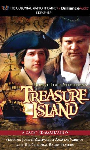 Price comparison product image Robert Louis Stevenson's Treasure Island: A Radio Dramatization