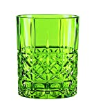 Spiegelau & Nachtmann, Whisky-Becher, Kristallglas, 345 ml, Highland, Grün, 0097444-0