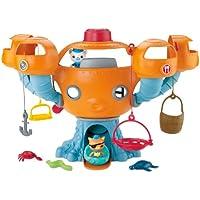 Mattel T7016 - Set gioco Octopod degli Octonauts