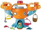 Acquista Mattel T7016 - Set gioco Octopod degli Octonauts