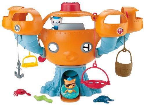 Mattel Octonauts Octopod Spieleset