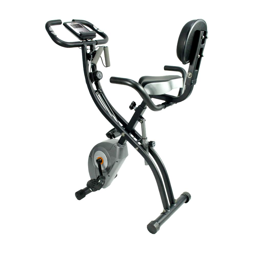 Cycling bike pieghevole magnetico verticale bike stationary spin bike recumbent cyclette ativafit indoor B07L9TTXG4