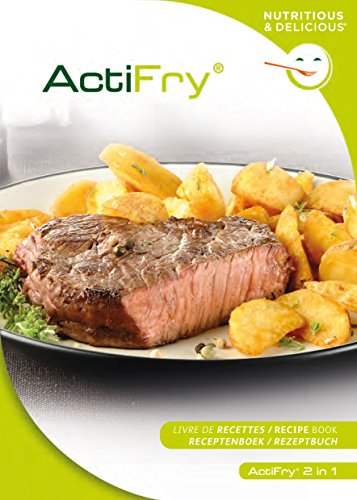 Tefal ActiFry 2in1 Heißluft-Fritteuse YV960130