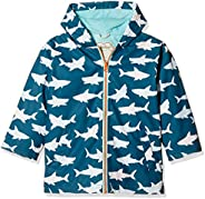 Hatley Zip Up Splash Jacket, Impermeable para Niños