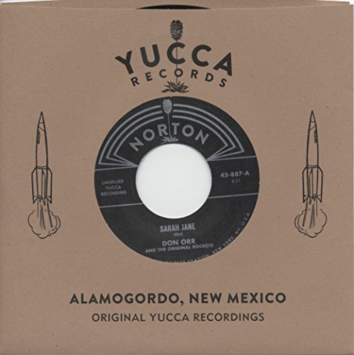 Yucca Records Jukebox Series Vol.4 7inch, 45rpm - company sleeve -