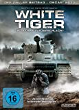 DVD Cover 'White Tiger