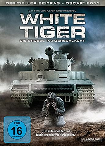 White Tiger [Import allemand]