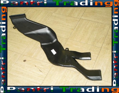 Blower Duct (BMW E36 Heater Blower Air Duct Vent Rear Left 1387015)