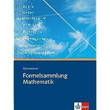 Formelsammlung Mathematik: Gymnasium