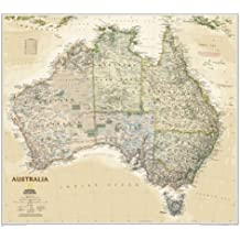 Australia Executive (National Geographic Reference Map)
