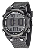 Sector Expander Rapper 46 mm Digital Str R3251582001 - Orologio da Polso Uomo