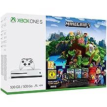 Xbox One S 500 GB + Minecraft Story Mode + Live 3m [Bundle]