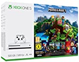 Xbox One S 500 GB + Minecraft Story Mode + Live 3m [Bundle]