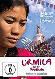 DVD Cover 'Urmila für die Freiheit