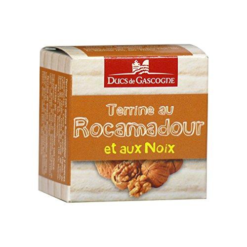 Ducs de Gascogne - Terrine au Rocamadour et aux Noix 65g