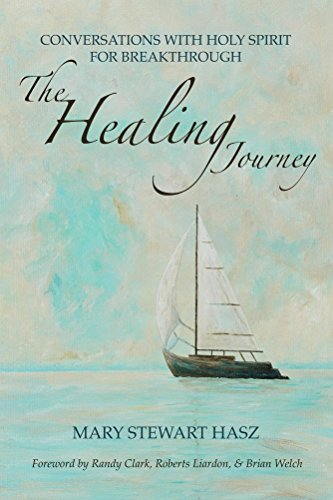 The Healing Journey: Conversations with Holy Spirit for Breakthrough (English Edition)