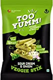 #4: TooYumm! Veggie Stix, Sour Cream and Onion, 60g