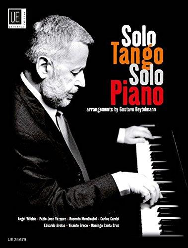 Solo Tango Solo Piano: UE34679 por Gustavo Beytelmann