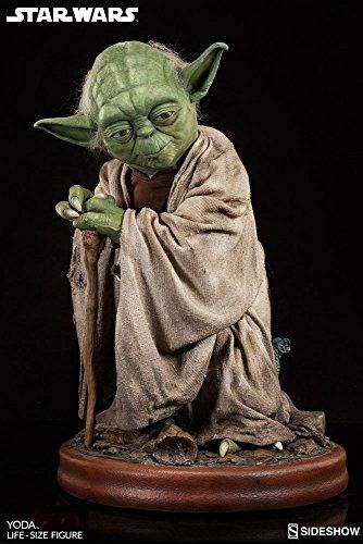 Star Wars Life-Size Statue Yoda 81 cm Sideshow Collectibles Lifesize