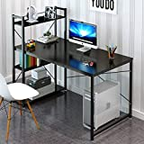 Computer Desk Study Table Workstation for Home PC Table Laptop Desk with 4