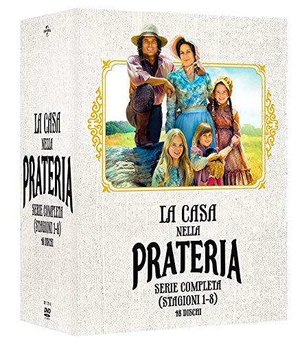 La Casa Nella Prateria - Collezione Completa Stagioni 1-8 (Box Set) (48 DVD)
