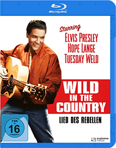 Lied des Rebellen  (Wild in the country) [Blu-ray]