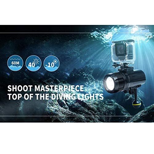 QHJ - Luz para DJI Osmo Action Camera