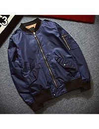 Amazon.it  militari - Blu   Giacche e cappotti   Uomo  Abbigliamento 42229ef2b83