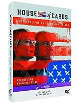 House of Cards - Saison 5 [DVD + Copie digitale]