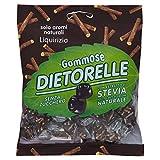 Dietorelle Gommose Liquirizia - 70 gr