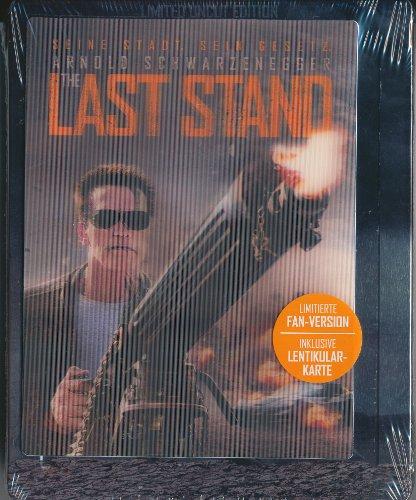 Bild von The Last Stand - Exklusiv Limited Lenticular Steelbook Edition - Uncut - Blu-ray