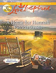 A Home for Hannah (Mills & Boon Love Inspired) (Brides of Amish Country, Book 7) (Brides of Amish Country series)