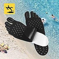 Strand Schuhe Anti-Rutsch-unsichtbare Aufkleber Schuhe Stick On Soles Pads preisvergleich bei billige-tabletten.eu
