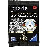 Ravensburger 11707 3D Puzzle-Ball Blindpacks WM 2018 (Lizenz DFB)