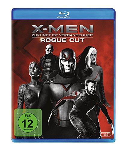 Bild von X-Men - Zukunft ist Vergangenheit - Rogue Cut [Blu-ray]