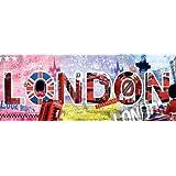 Nathan - 87610 - Puzzle Classique - 1000 Pièces - London Script
