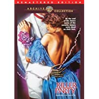 Killer Party by Warner Archive by William Fruet