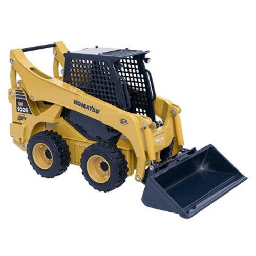 Preisvergleich Produktbild Joal 40071 KOMATSU SK1026 KOMPAKTLADER