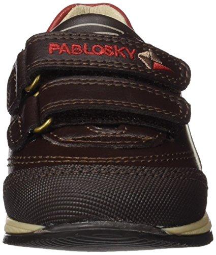 Pablosky Jungen 255696 Sneaker Braun