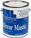 Best C.R. Laurence Double Sided Tapes - CRL Heavy Bodied Mirror Mastic in Gallon Cans Review