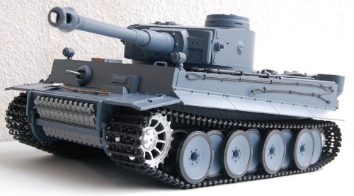RC Kettenfahrzeug kaufen Kettenfahrzeug Bild 1: RC Panzer