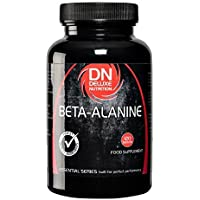 Deluxe Nutrition 800mg Tablet Beta Alanine Tablets Essential Series Built For Perfect Performance    - Pack of 120