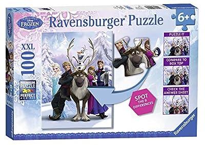 Disney Frozen - Puzzles 100 piezas XXL (Ravensburger 10557 1) de Ravensburger
